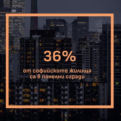 Технически характеристики на сградите в София