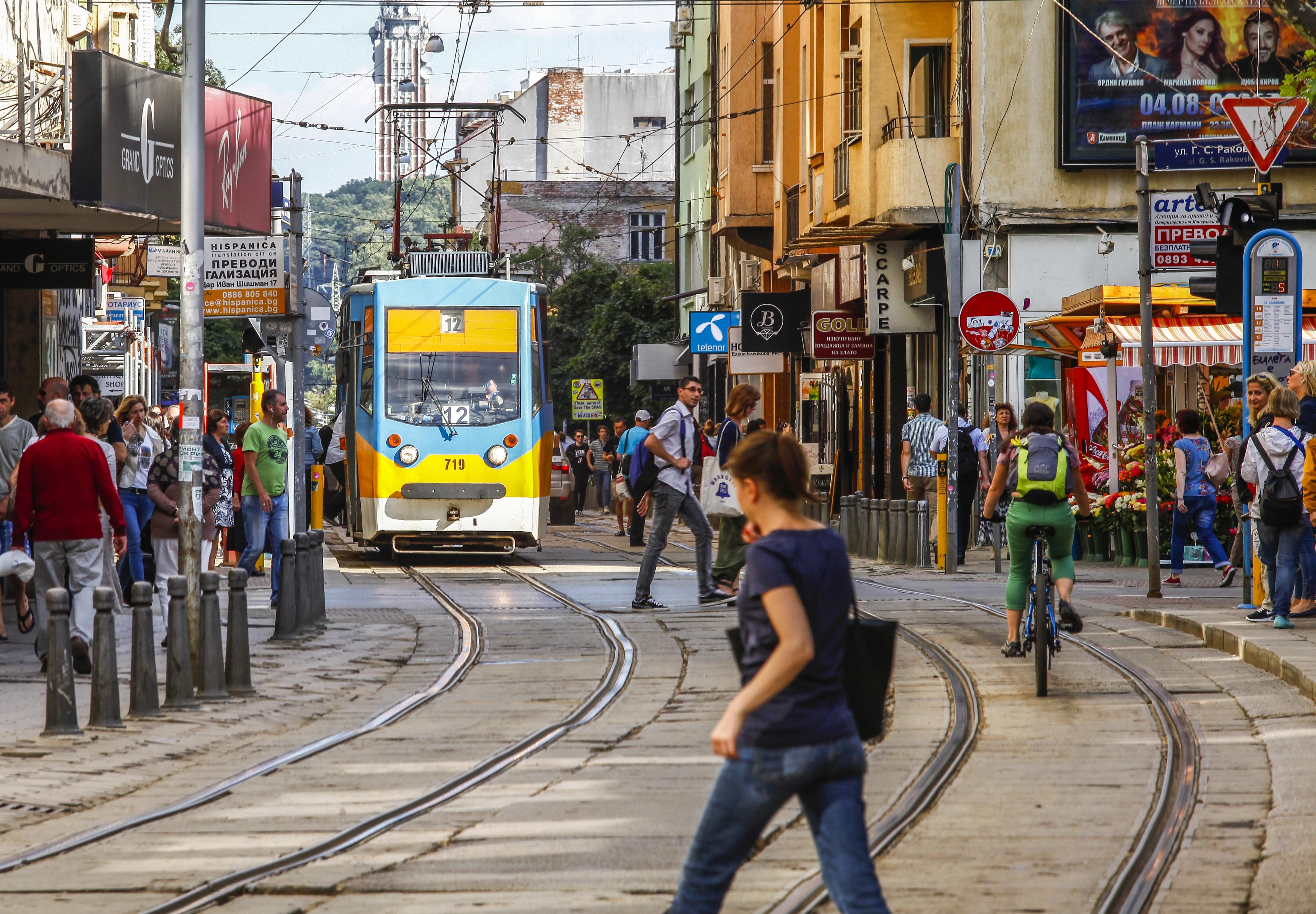 Реклама, бизнес и облик на града