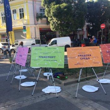Визия за София открива изложба за града и започва срещи в 16 различни точки на Столична община